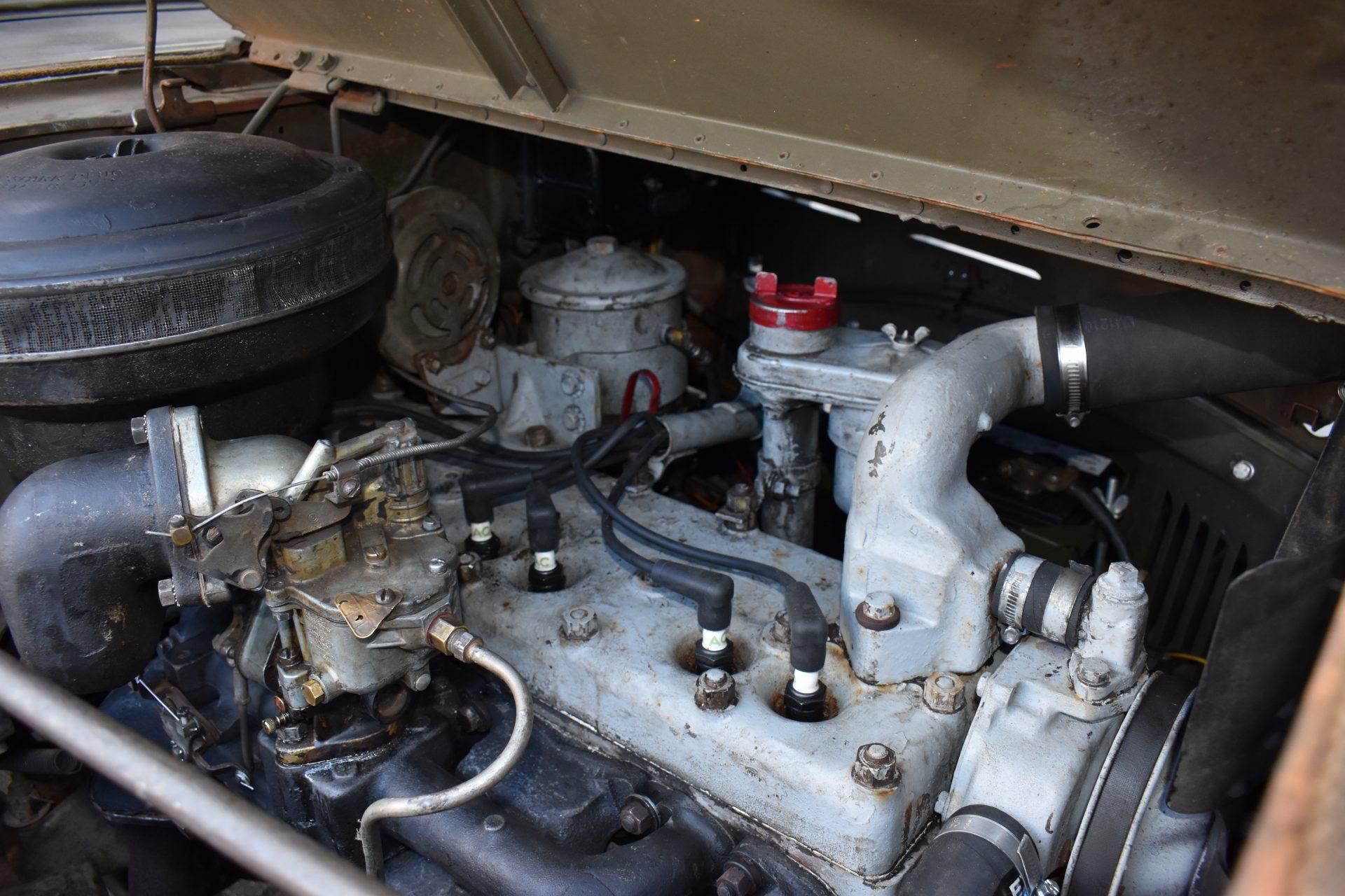 Dodge wc51 engine