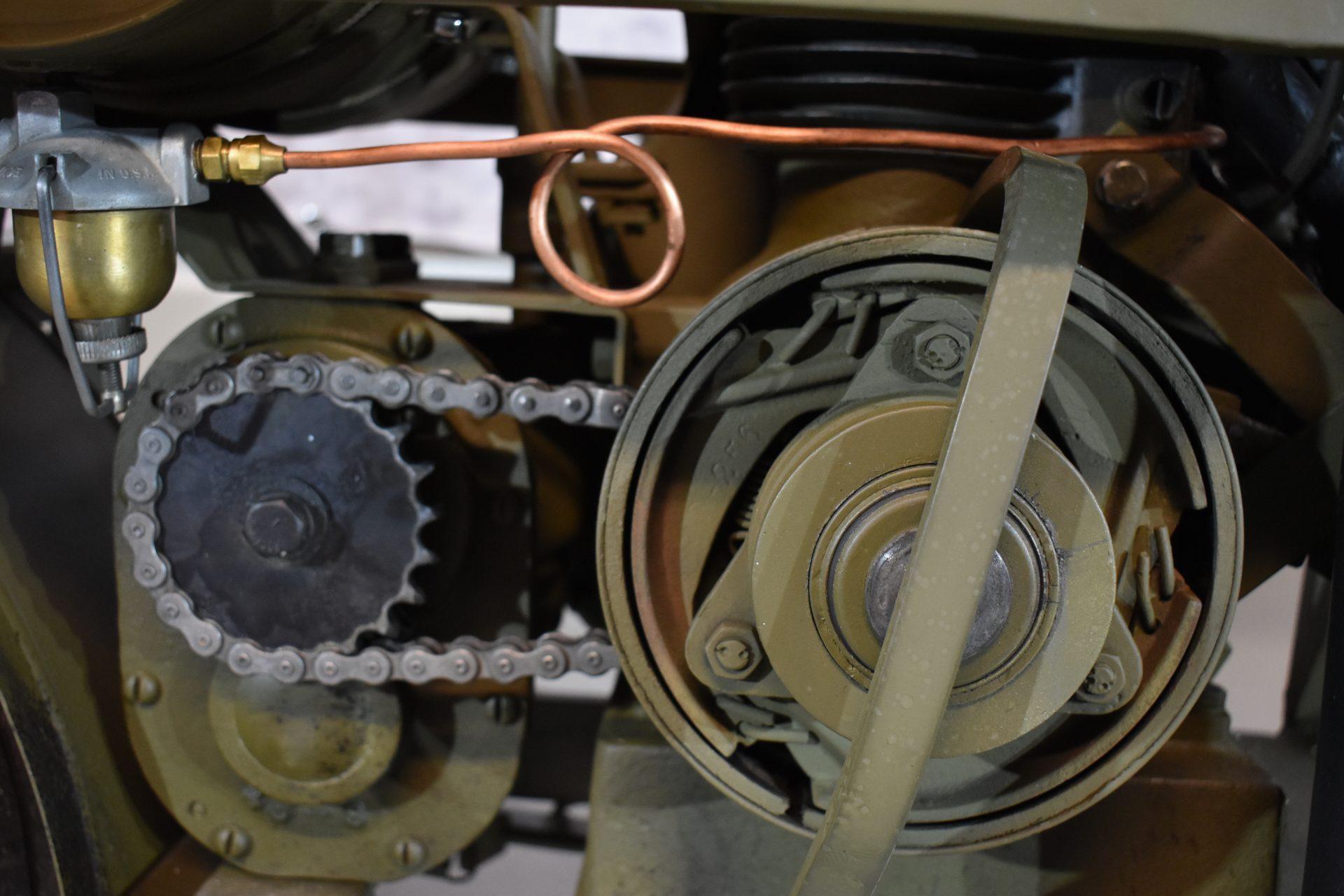 Cushman 53 engine
