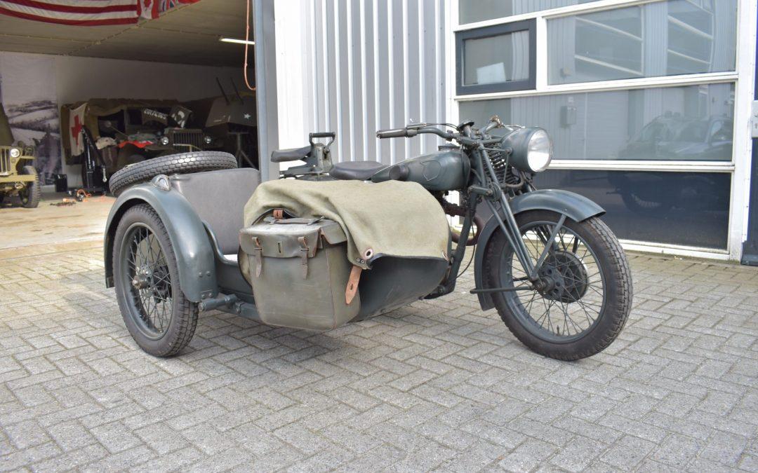 NSU Kraftrad 601 OSL