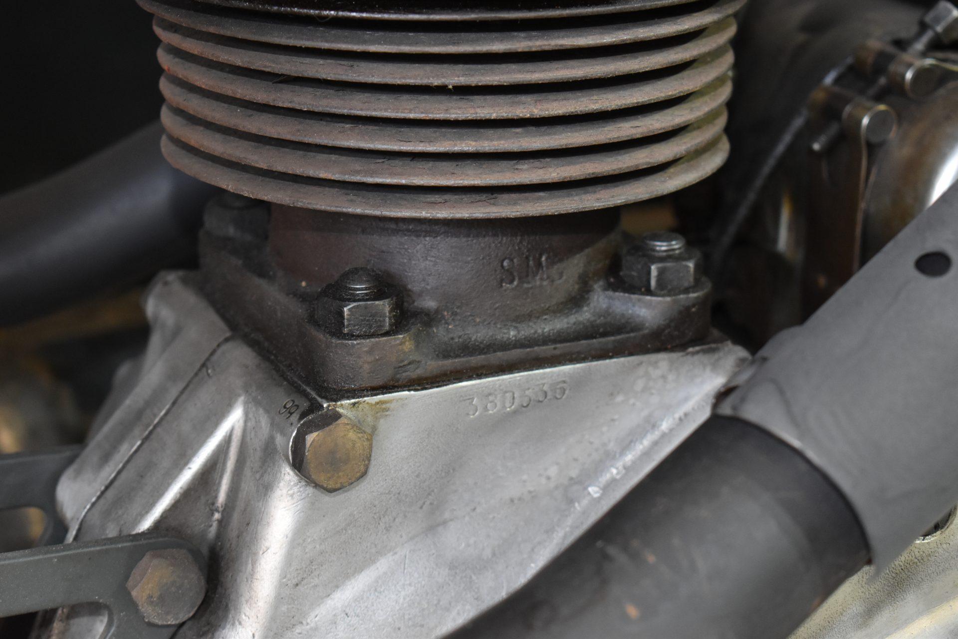 NSU 601 OSL engine