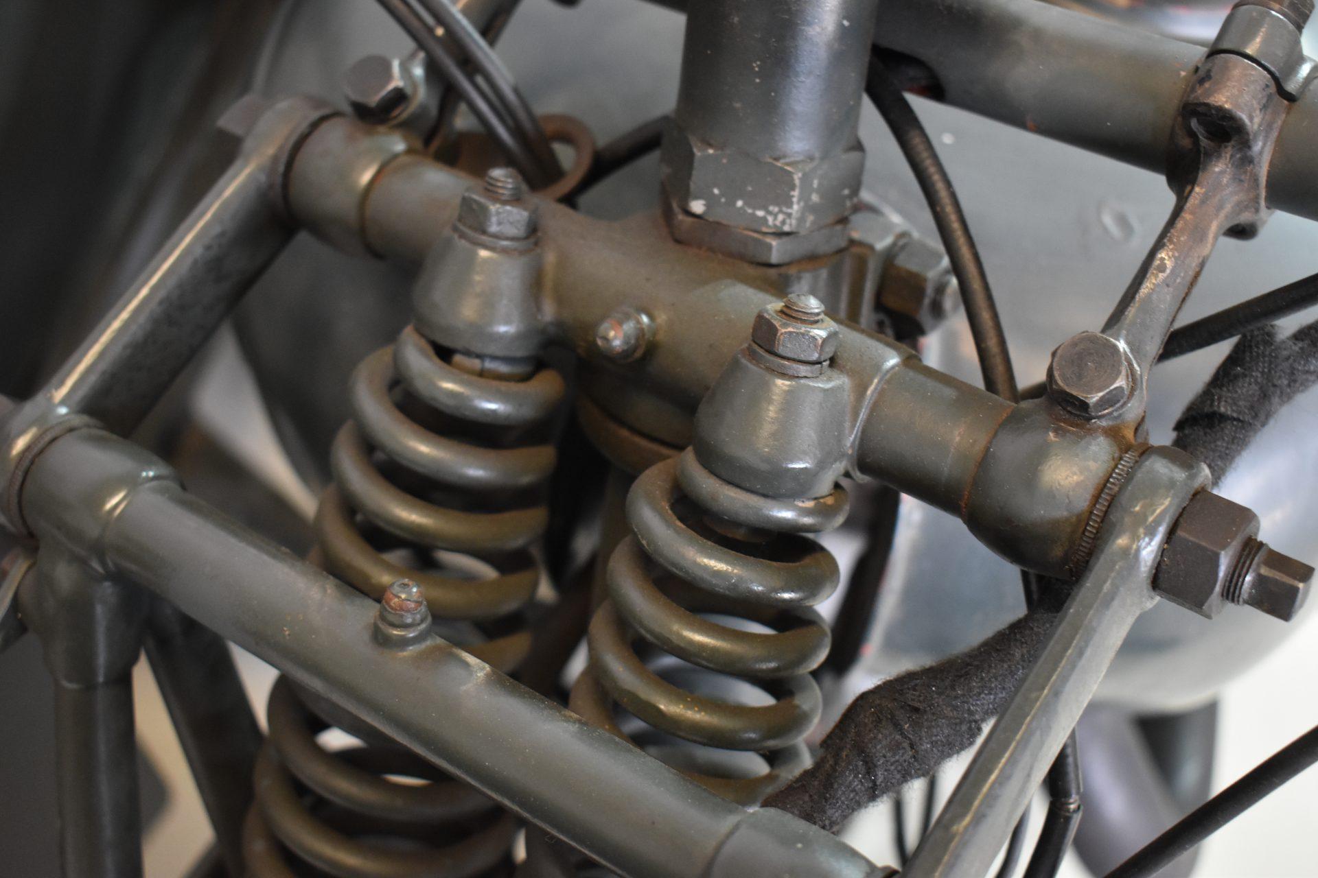 NSU 601 OSL springs