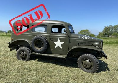 Dodge WC10 Carryall 1/2t 1942