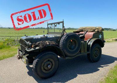 Dodge WC58 1942 Commandcar